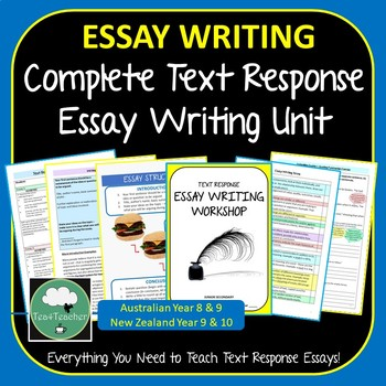 essay writing booklet pic