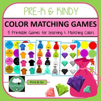 colour matching games