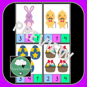 Easter Counting 1