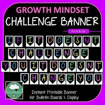 Challenge Banner Pic