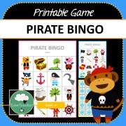 Pirate Bingo COVER